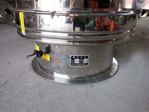 1000型不锈钢旋振筛底桶